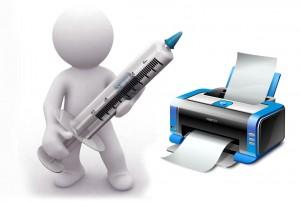 Ремонт принтеров, заправка картриджей, диагностика принтера