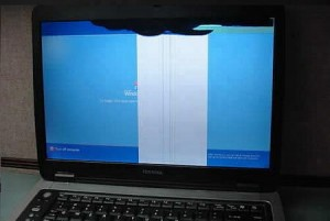Замена экрана в ноутбуке